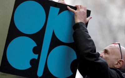 El petróleo toca precios récord en casi cuatro años por la menor oferta