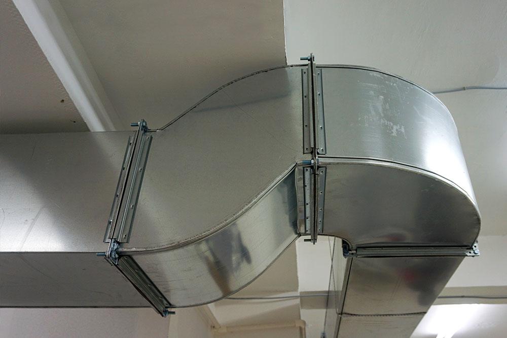 instalaciones de climatización por conductos