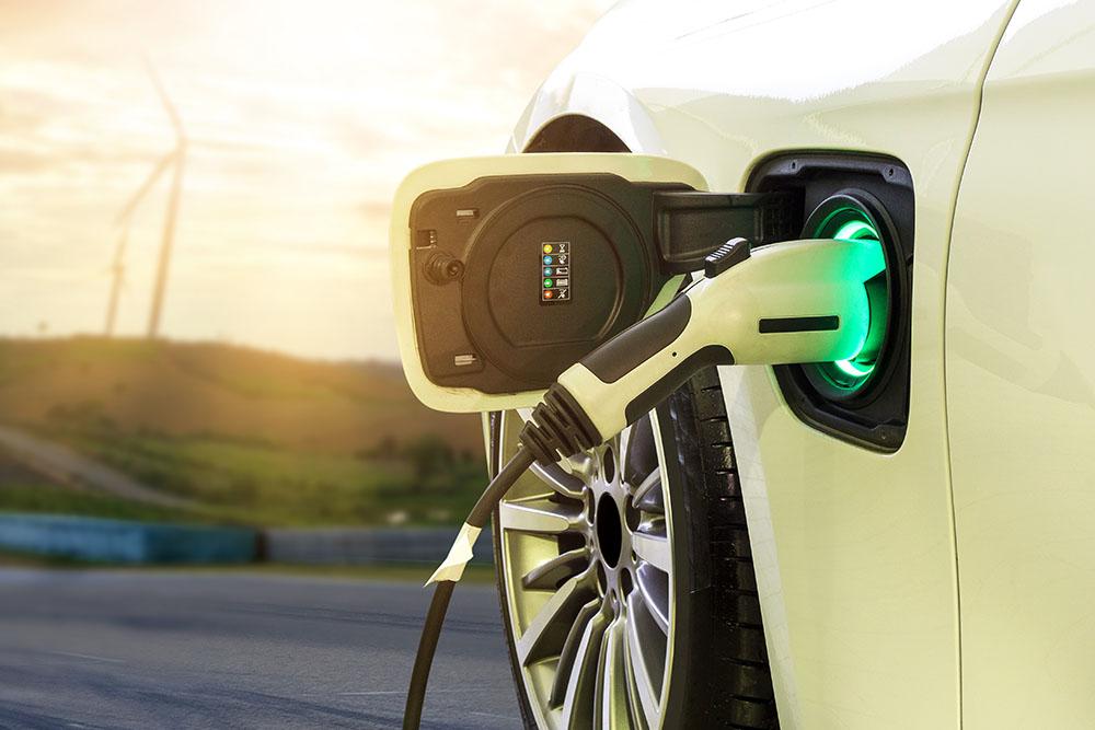 instalaciones de puntos de recarga de vehículos eléctricos