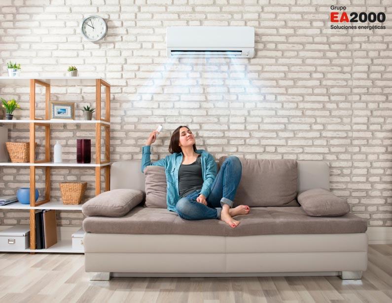 ¿Qué sistema de aire acondicionado es el mejor para mi casa?