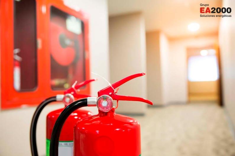 ¿Cuáles son los mejores sistemas de protección contra incendios para mi empresa?