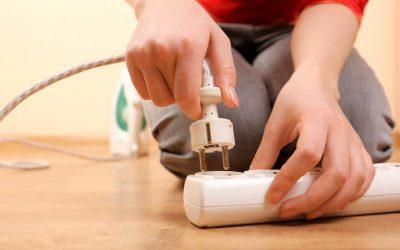 Conexiones eléctricas seguras en tu casa: cómo deben ser